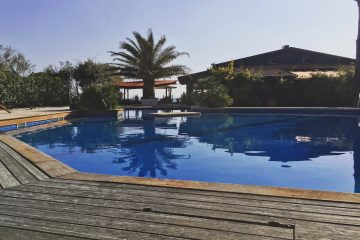 Palmo Mare piscina