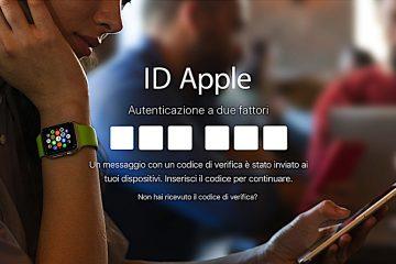 Autenticazione a due fattori con vecchi dispositivi iPhone iPad