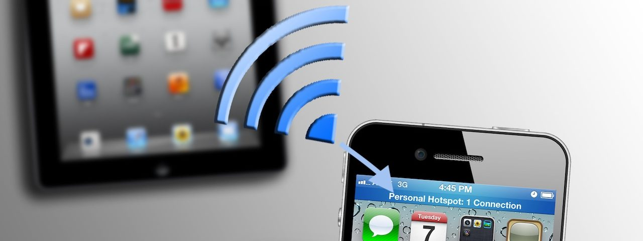 Digi Mobil configurare Hotspot personale su iOS
