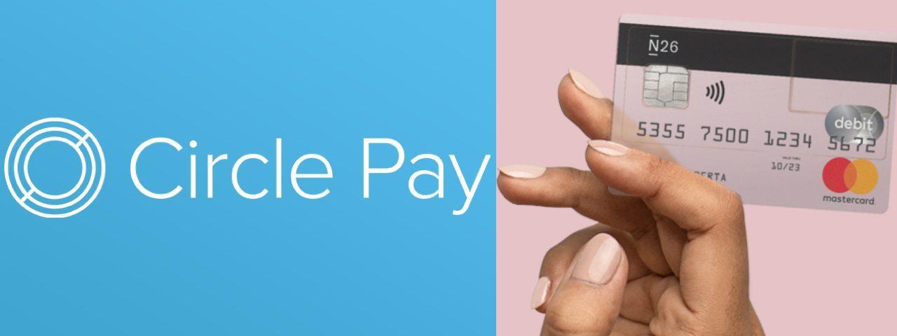 Come si ricarica il conto N26 con Circle Pay
