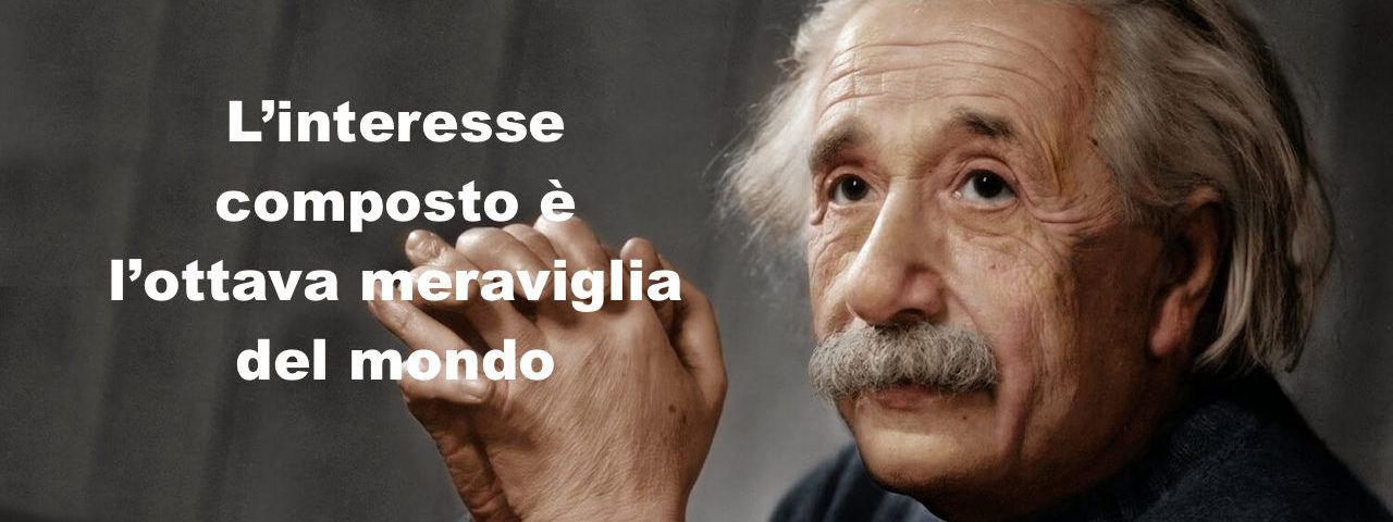 Interesse Composto Einstein