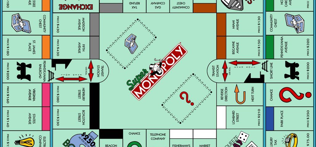 Monopoly con Housers
