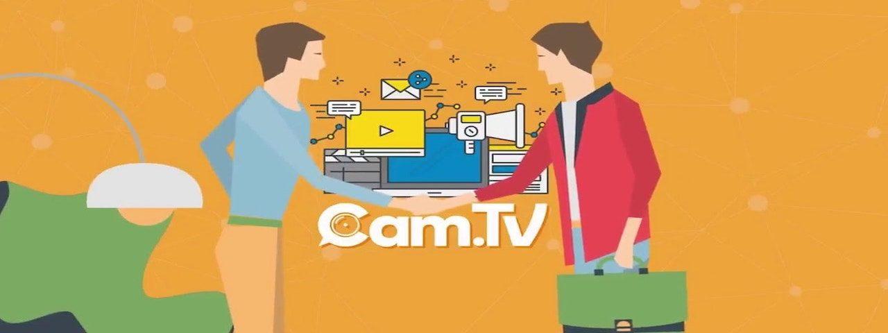 Cam.tv social network