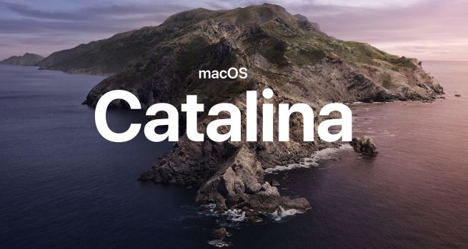 Catalina vs iTunes