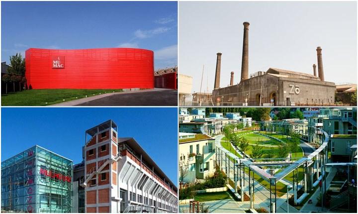 RE-LENDER esempi di riconversione industriale