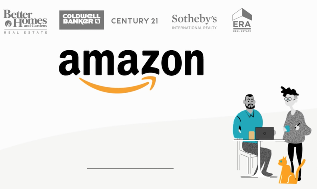Acquistare casa su Amazon Realogy