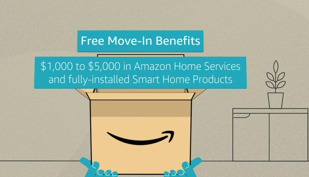 Acquistare casa su Amazon vantaggi