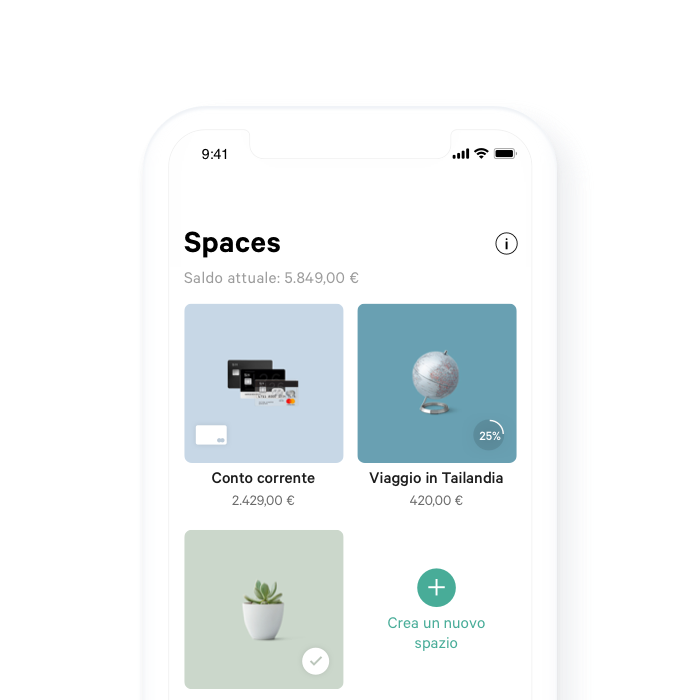 N26 You Spaces