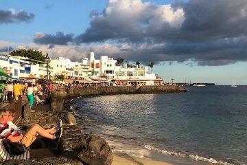 Coronavirus a Lanzarote