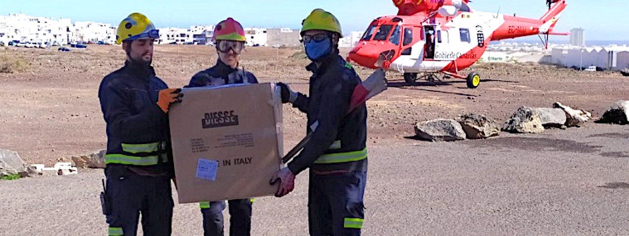 Emergenza COVID-19 aggiornamenti al 12 aprile per le Isole Canarie e la Spagna
